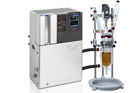 Huber high precision thermoregulation
